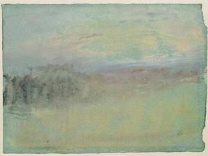 Coastal Scene. C.1830 by JMW Turner