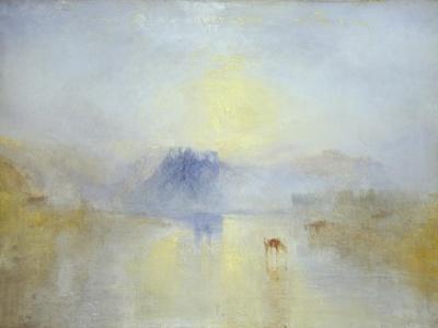 Norham Castle, Sunrise