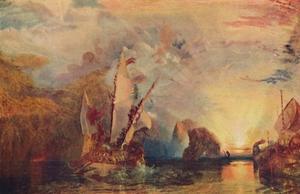 'Ulysses Deriding Polyphemus', 1829, (1904) by JMW Turner