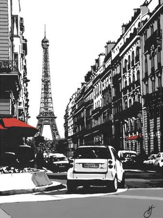 Paris II by Jo Fairbrother