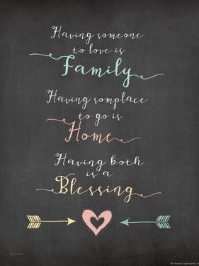 A Blessing by Jo Moulton
