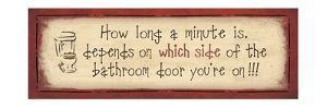 A Minute by Jo Moulton
