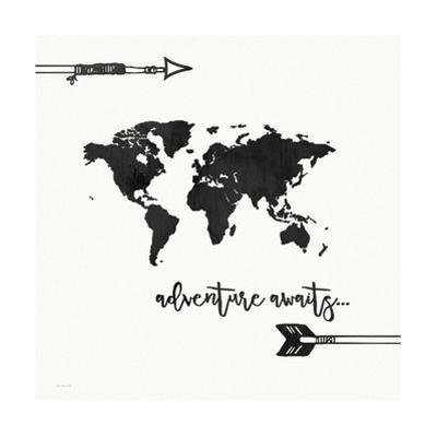 Adventure Awaits by Jo Moulton