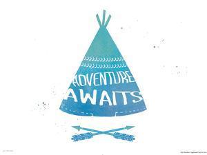 Adventure Teepee by Jo Moulton