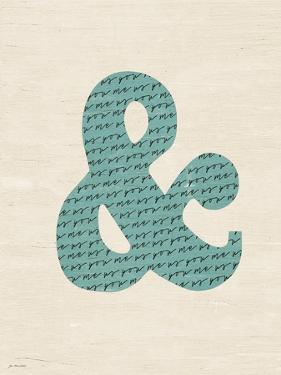 Ampersand by Jo Moulton