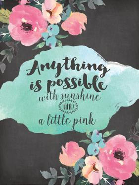 Anything Is Possible by Jo Moulton