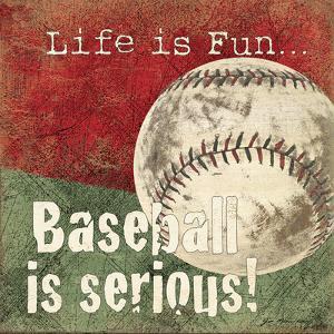 Baseball by Jo Moulton