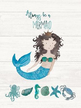 Be a Mermaid by Jo Moulton