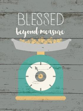 Blessed Beyond Measure by Jo Moulton