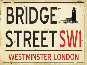 Bridge Street by Jo Moulton