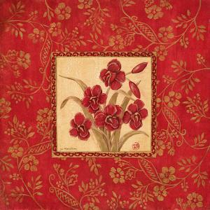 Callas in Red by Jo Moulton