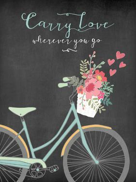 Carry Love by Jo Moulton