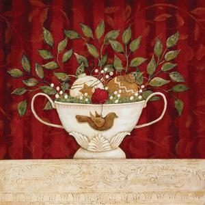 Christmas Still-Life by Jo Moulton