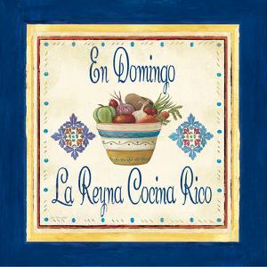 Cocina Rico by Jo Moulton