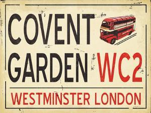 Covent Garden by Jo Moulton