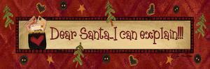 Dear Santa by Jo Moulton
