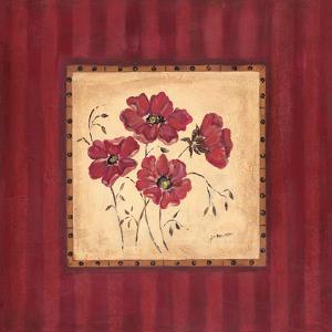 Designer Poppies II by Jo Moulton