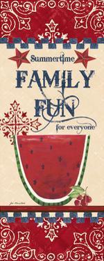 Family Fun by Jo Moulton