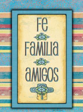 Fe Familia Amigos by Jo Moulton