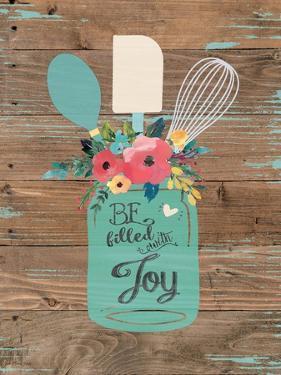 Filled With Joy by Jo Moulton