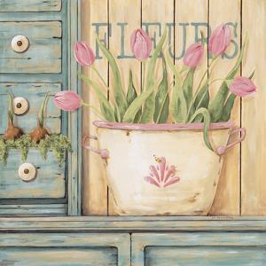 Fleurs by Jo Moulton