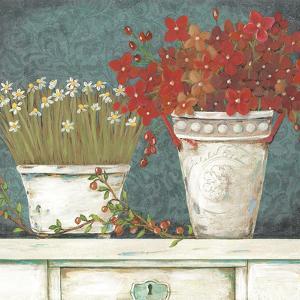 Floral Still-Life by Jo Moulton