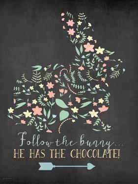 Follow the Bunny by Jo Moulton