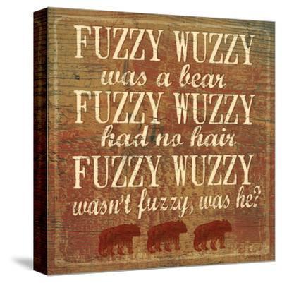 Fuzzy Wuzzy by Jo Moulton