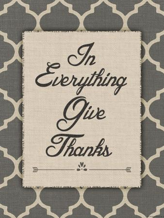 Give Thanks by Jo Moulton