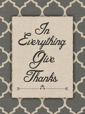 Give Thanks by Jo Moulton