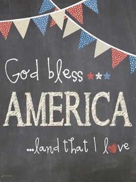 God Bless America by Jo Moulton