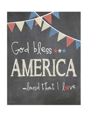 God Bless America by Jo Moulton