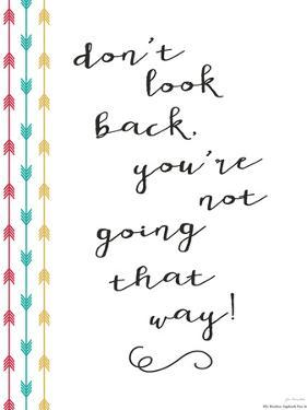 Going That Way by Jo Moulton