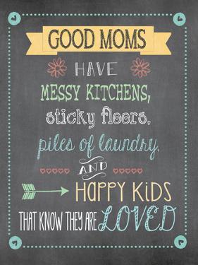 Good Moms by Jo Moulton