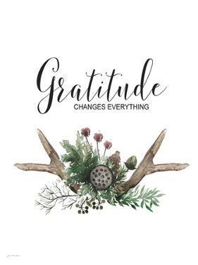 Gratitude by Jo Moulton