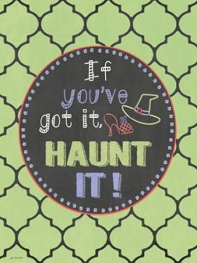 Haunt It! by Jo Moulton