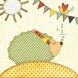 Hedgehog Math by Jo Moulton