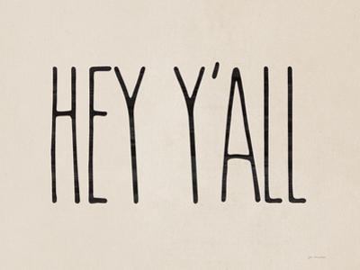 Hey Y'all by Jo Moulton