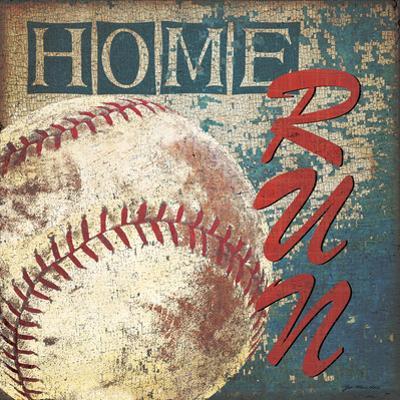 Home Run by Jo Moulton