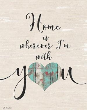 Home with You by Jo Moulton