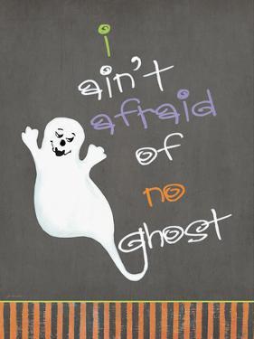 I Ain't Afraid by Jo Moulton