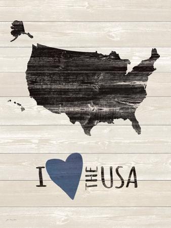 I Heart the USA by Jo Moulton