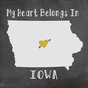 Iowa by Jo Moulton