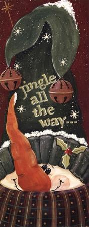 Jingle All the Way by Jo Moulton