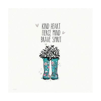 Kind heart by Jo Moulton