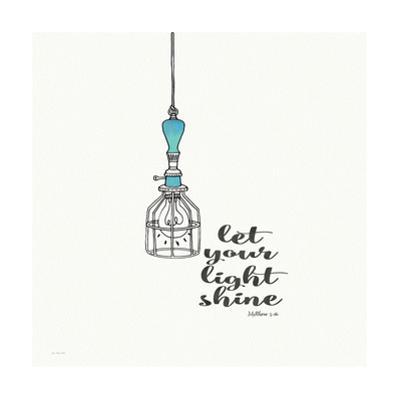 Let Your Light Shine by Jo Moulton