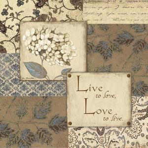 Live, Love by Jo Moulton
