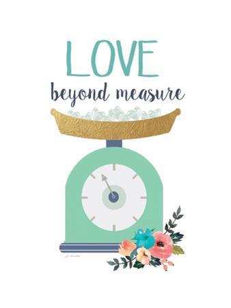 Love Beyond Measure by Jo Moulton