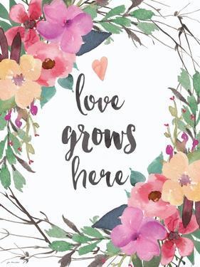 Love Grows Here by Jo Moulton