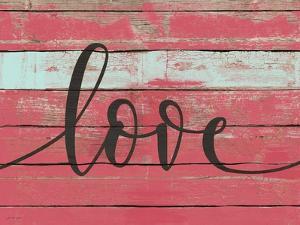Love Script by Jo Moulton